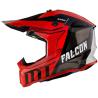 CASCO MT FALCON WARRIOR C5 GLOSS PEARL RED