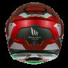 CASCO MT MODULAR ATOM SV TRANSCEND F5 GLOSS RED V-16